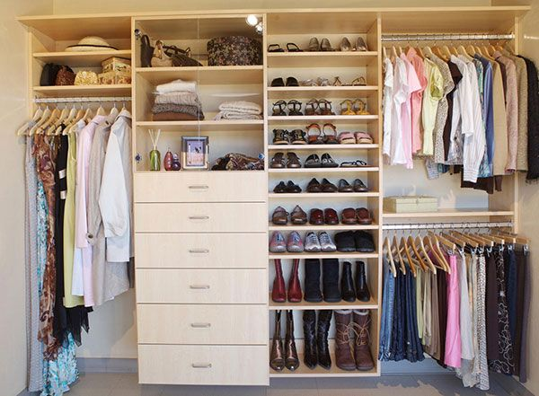 Wall Closet Designs spacious closet organization ideas using walk in design fancy small closet organization ideas beige Wall Closet Walk In Closets Wall Closets Accessories For Closet Trends