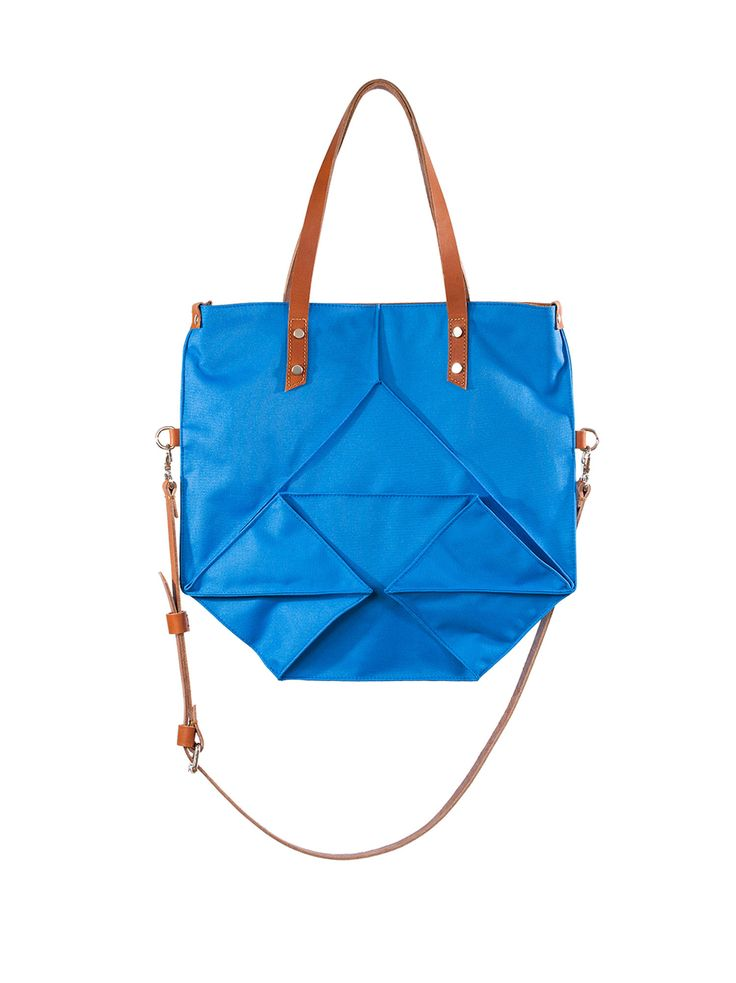 Ducsai Folded Bag Blue from Designrs.co