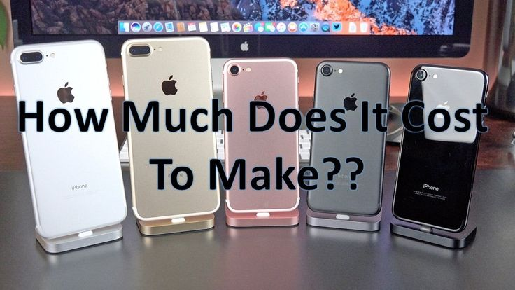 Apple iPhone 7: How Much Does It Cost To Make?? | price of iphone 7 in the philippines - WATCH VIDEO HERE -> http://pricephilippines.info/apple-iphone-7-how-much-does-it-cost-to-make-price-of-iphone-7-in-the-philippines/      Click Here for a Complete List of iPhone Price in the Philippines  ** price of iphone 7 in the philippines  Hello & Welcome to Allsortz. In this video we see how much it really cost's to make an Apple iPhone 7, Just a short a simple video for