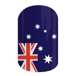More Australia Day Nails :) >>> Australia Fair