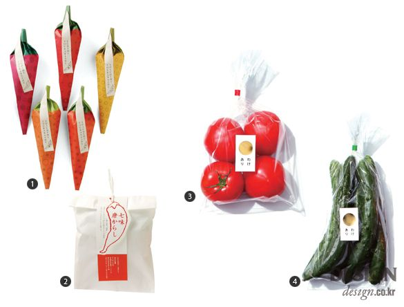 [스크랩] 농산물 패키지 디자인 :: an-jieun