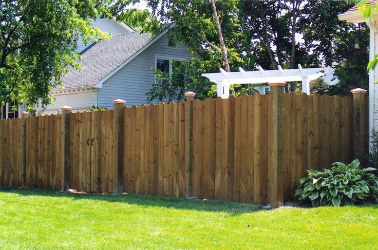 Dog Ear Fence Panels Dog Ear Privacy Woodshades