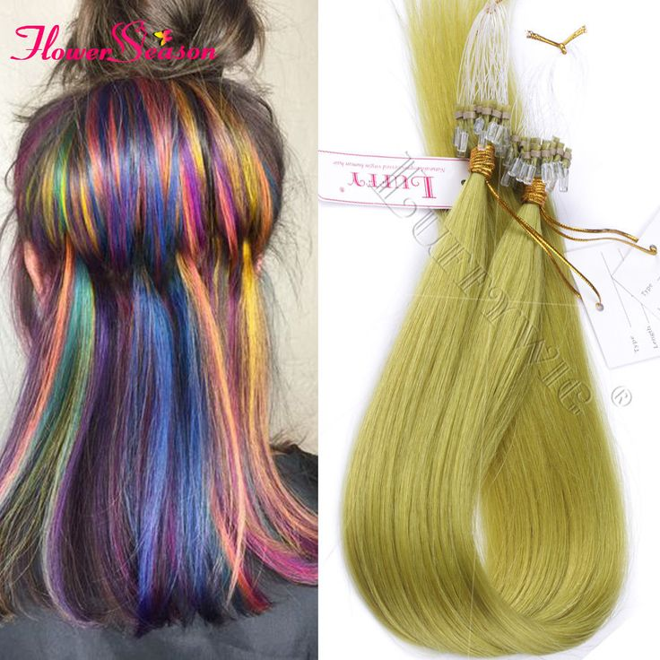 10 best luffywighair micro loop ring hair extension images on httpebayitmgreen micro pmusecretfo Choice Image