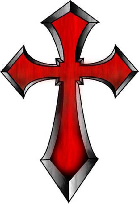 tattoo de cruz