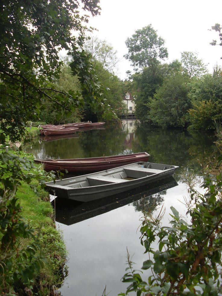 Flatford Mill, Suffolk, October