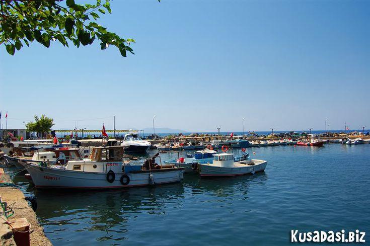 Guzelcamli Harbour.