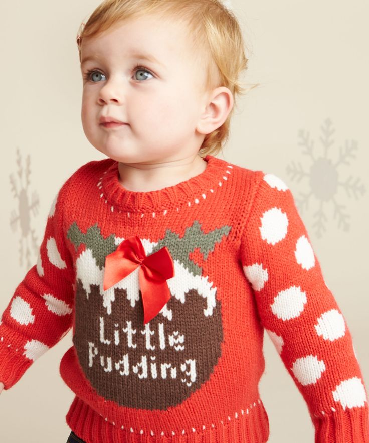 All these Christmas jumpers are available in sizes from months (I love how these jumpers are much sweeter than the usual tacky adult affair). The Joules baby range has recently been redesigned with a serious nod for pattern lovers.