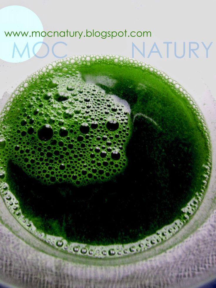 Moc natury...: Sproszkowany młody jęczmień - właściwości i działanie, moje pierwsze podejście, czyli dwa tygodnie picia trawy ;)
