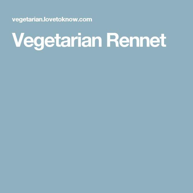 Vegetarian Rennet
