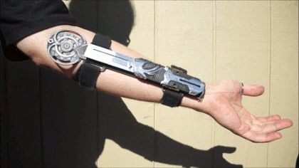 assasin's creed 3 Connor hidden blade video