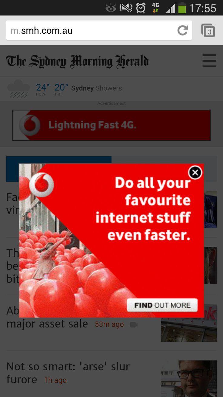 Vodafone OTP