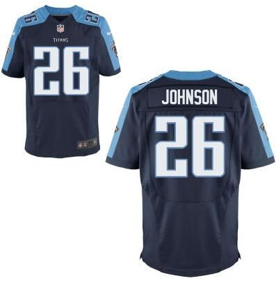 33 limited light blue home nfl jersey michael griffin mens tennessee titans 26 rashad johnson navy blue alternate nfl nike eliteu2026