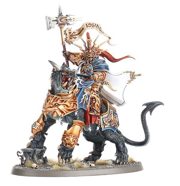Warhammer Age of Sigmar Starter Set - Lord Celestant