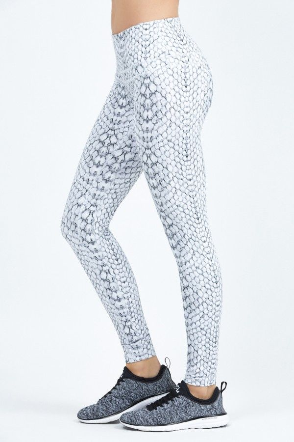 Union Aluminum Snake Tight by Bandier