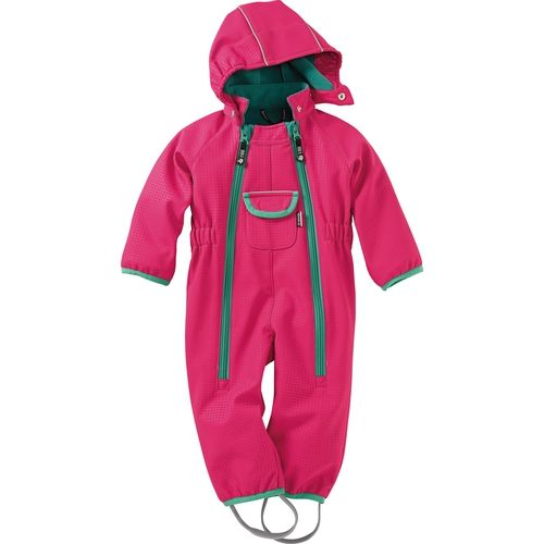 Play suit waterproof & sandbox warm Baby-Softshell-Overall (Fleece, wasserdicht) online bestellen - JAKO-O
