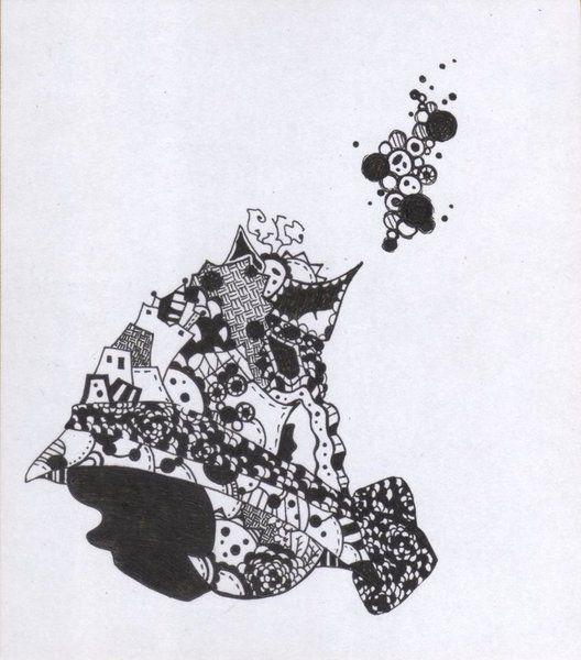 イラスト画「魔女の帽子」[R] | ART-Meter