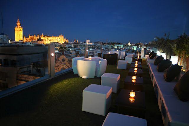 Hotel Inglaterra - Sevilla