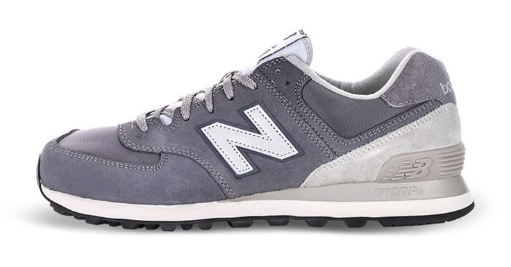 Soldes New Balance 574 gris Homme chaussures france boutique