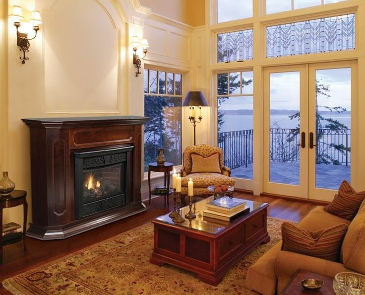 find this pin and more on ventless gas log fireplaces by