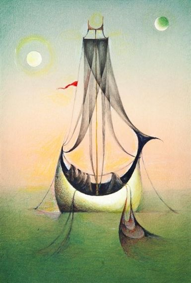 Ludmila Jiřincová, Boat of dreams