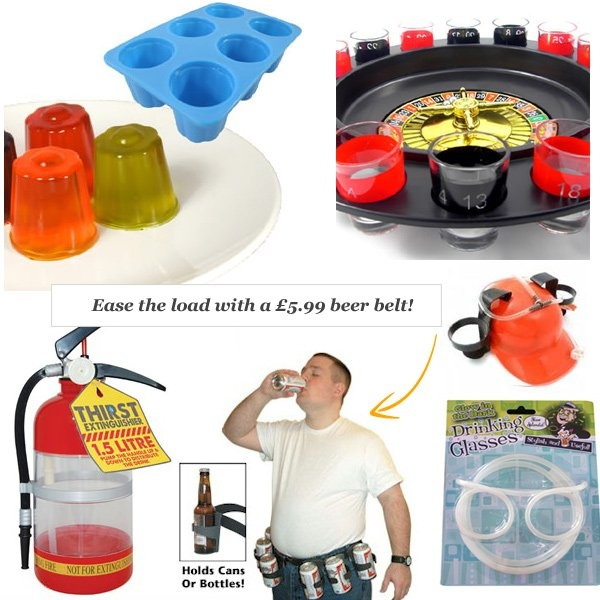 Alochol accessories / drinking accessories
