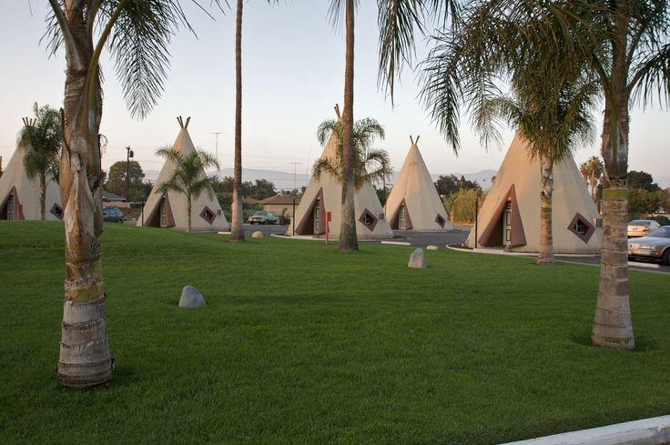 Another wigwam hotel in San Bernardino - U.S. Route 66 — Wikipédia