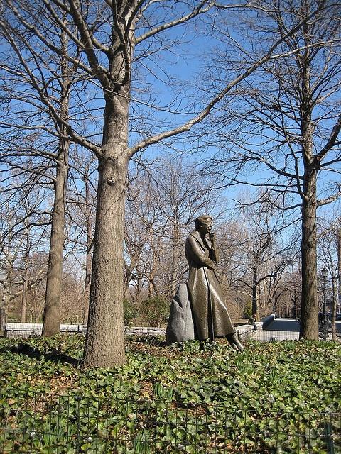 Eleanor Roosevelt memorial