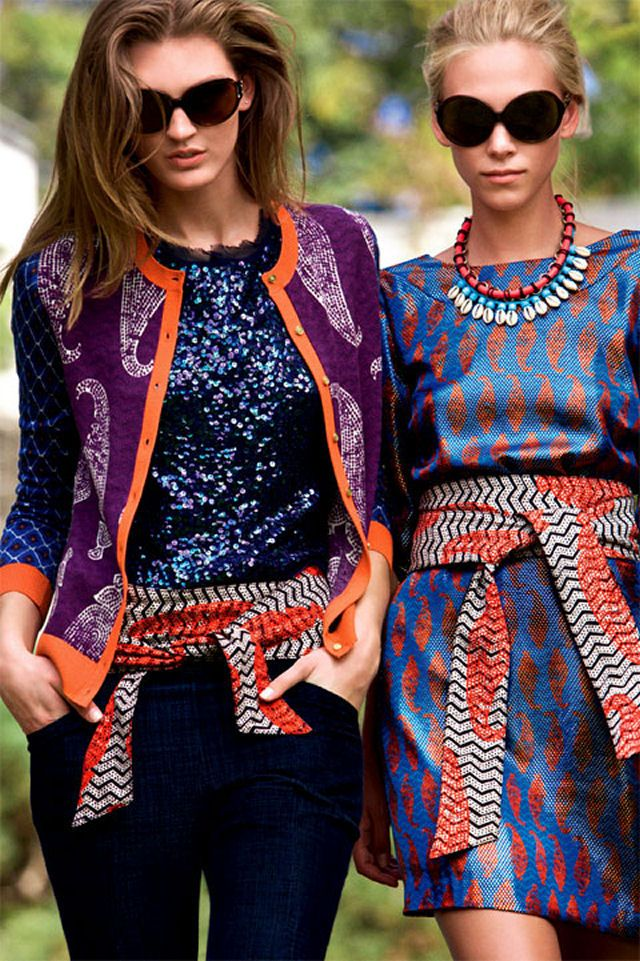 Mixing Prints http://style2connect.blogspot.de/