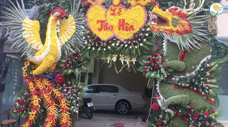 Chiêm ngưỡng vẻ đẹp của Cổng Cưới Rồng Phụng của đại gia Sài Gòn được lên báo Dân Trí gây xôn xao trong thời gian qua. Địa điểm: Đường Điện Biên Phủ, Quận Bình Thạnh Đơn vị thực hiện: Video đã đăng…