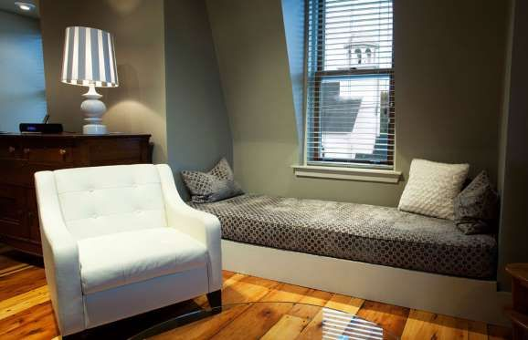 Le Pleasant est une magnifique résidence victorienne de 10 chambres, décorées dans un style contempo... - Photo Le Pleasant