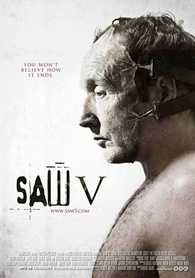 Image result for saw 5 movie poster
