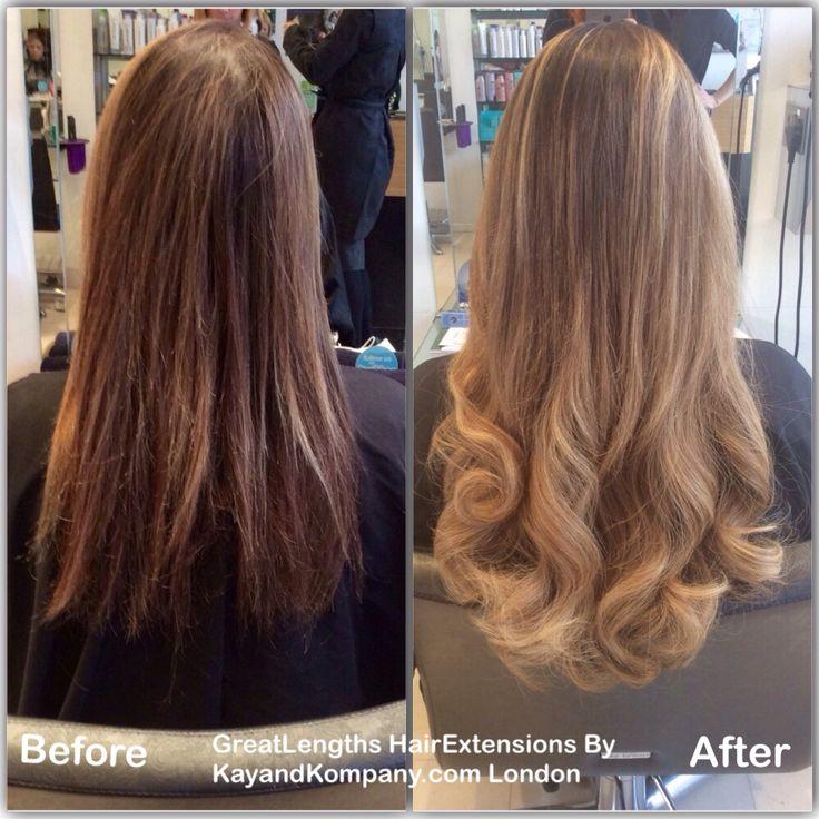 Hair Extension Salon London Ltt