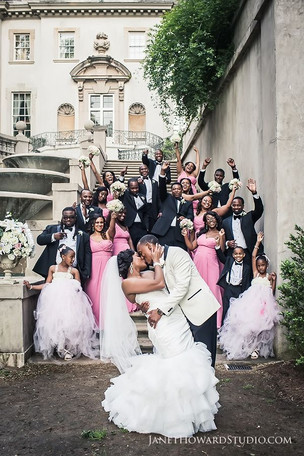 intimate wedding packages atlantga%0A Swan House Atlanta History Center wedding by Janet Howard Studio