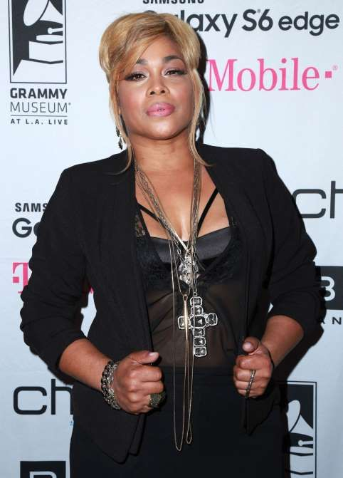 "Tionne ""T-Boz"" Watkins was a member of the '90s group TLC. TLC's second studio album, ""Crazy Sexy Co... - Parisa/FAMEFLYNET PICTURES/Fame Flynet"