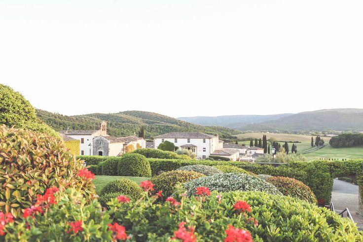 La Bagnaia Golf & Spa Resort Siena  Curio Collection by Hilton. Tuscany holidays travel
