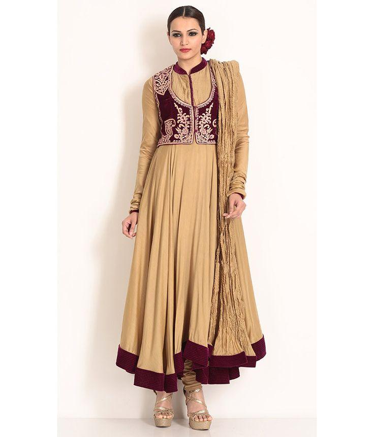 Biba By Rohit Bal Churidar Kurta Dupatta, http://www.snapdeal.com/product/biba-by-rohit-bal-churidar/662463689734