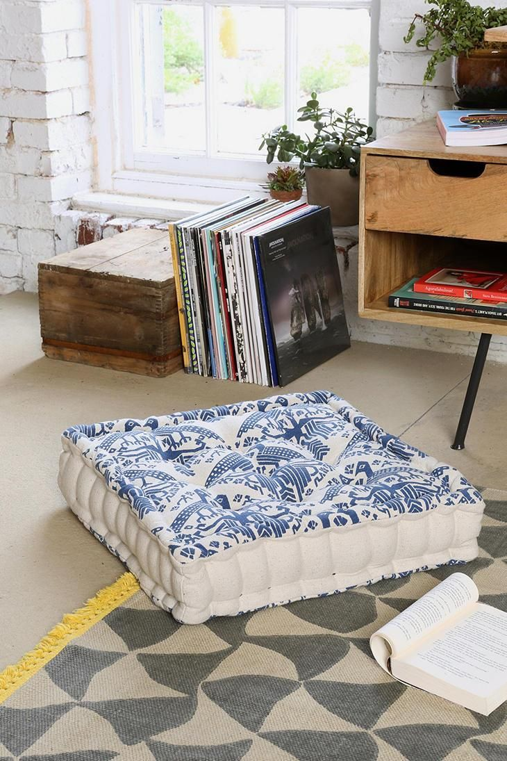 1000 Images About Floor Pillows On Pinterest Urban