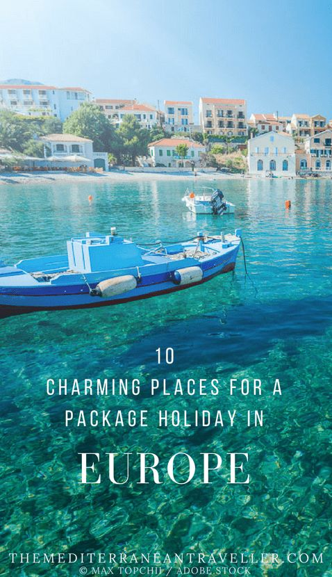 Summer holiday planning inspo 2018! Are you looking for a relaxing package holiday in the Med and want to avoid overdeveloped overcrowded noisy resorts in favour of somewhere picturesque, quiet, traditional and authentic? Click here to discover the 10 best small + charming beach towns and resorts which are easy to fly to and represented by the big tour operators. #summerholiday #mediterranean #med #medholiday #vacay #beachholiday #travel #europe #authentic #greece #majorca #menorca #ibiza…