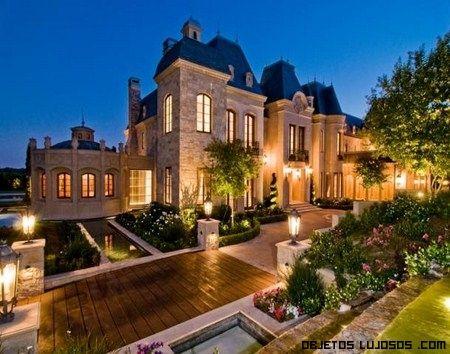 Las 25 mejores ideas sobre mansiones de lujo en pinterest - Mansiones de ensueno ...