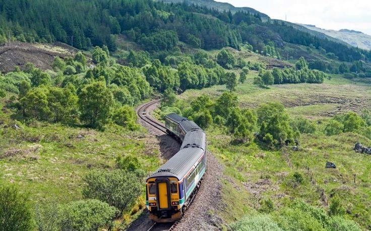 Great British rail journeys: 10 of the best - Telegraph