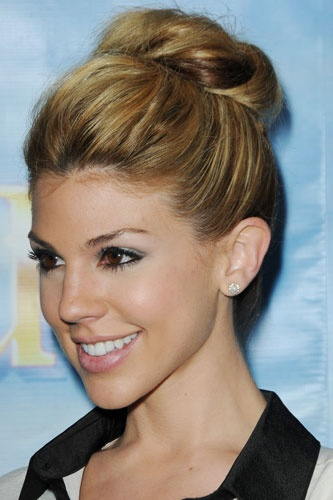 Kate Mansi at Outfest, her character Abigail has been suffering through her own love life problems lately. #Outfest