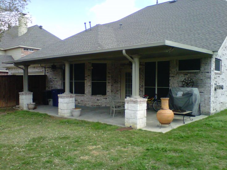 Flat pitched or sloped patio cover options Outdoor Living