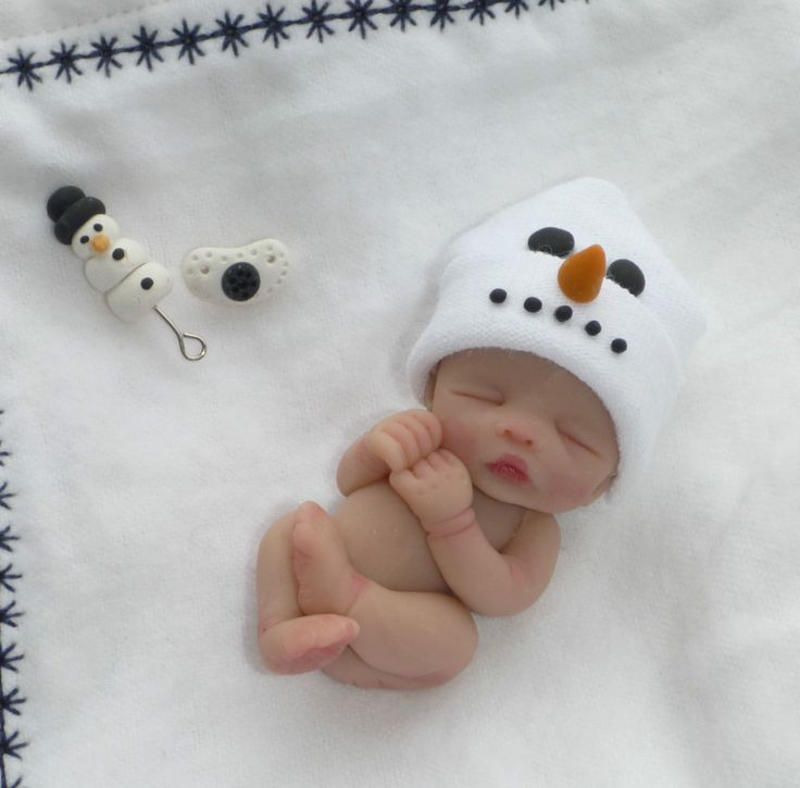 "Ooak 2"" Full Sculpt Newborn * BABY WINTER* A Must See, So Cute ** One Day  밥 ..."
