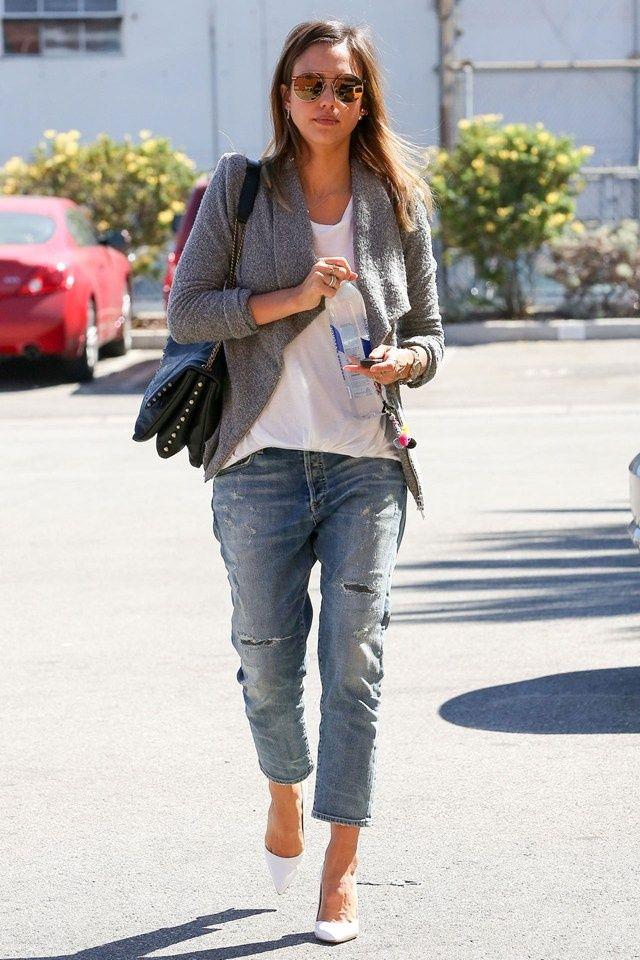 Roztrhané džínsy: 7 pravidiel, ako ich nosiť správne a štýlovo | Wanda.sk