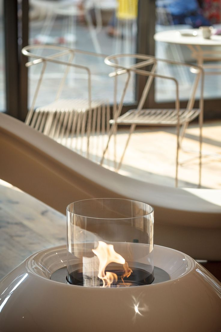 Bubble Commerce By Planika. Image Provided Courtesy Of Delivié. Photo By  Szymon Krężelok. Find This Pin And More On OUTDOOR FIREPLACES ...