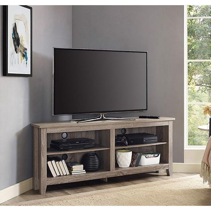 Best 25+ Tv in corner ideas on Pinterest | Corner tv mount ...