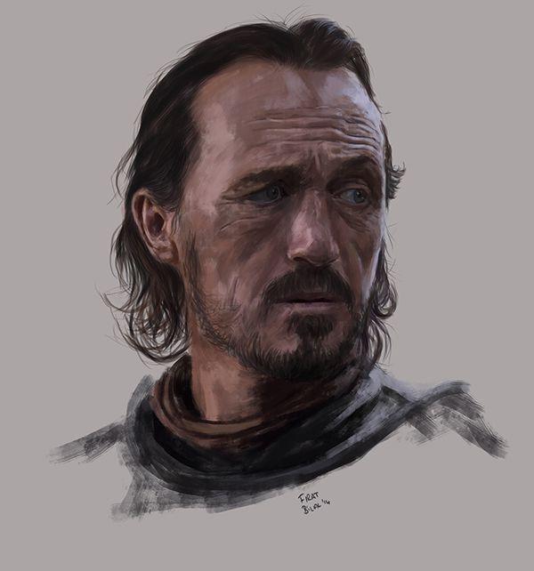Bronn - Game Of Thrones - Firat Bilal