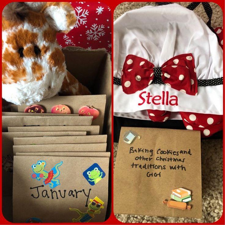 Grandma's CHRISTmas Adventure Box Idea - The Gift That ...