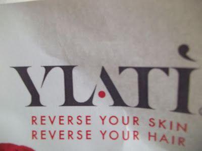 UNA FANTASTICA EMOZIONE......: Ylatì  Prodotti Cosmetici Innovativi