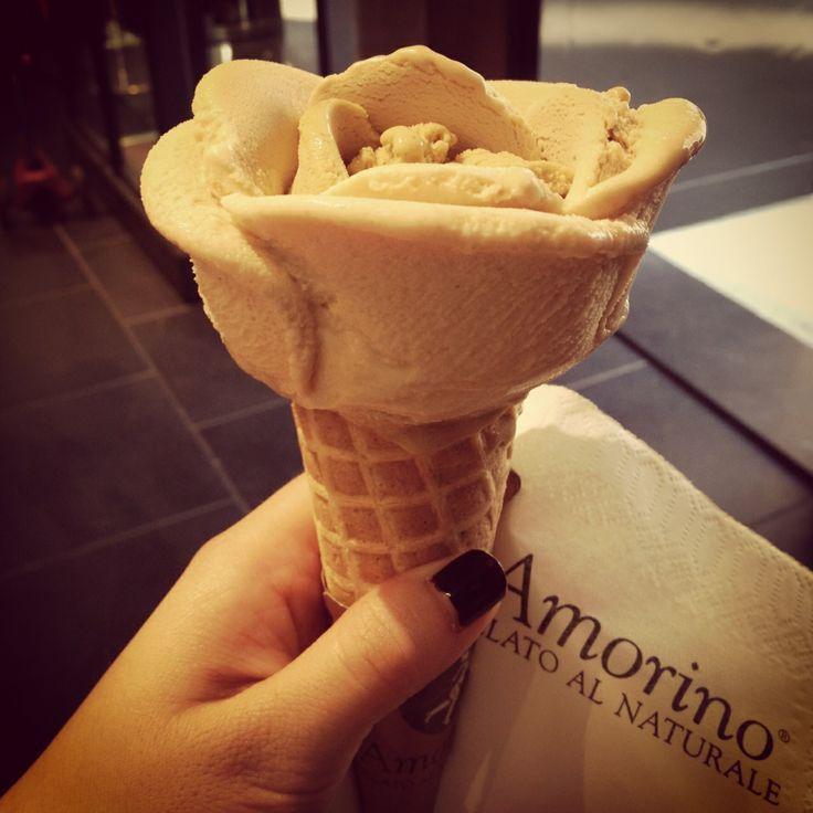 Amorino Gelato in Paris. I would love to go here one day.